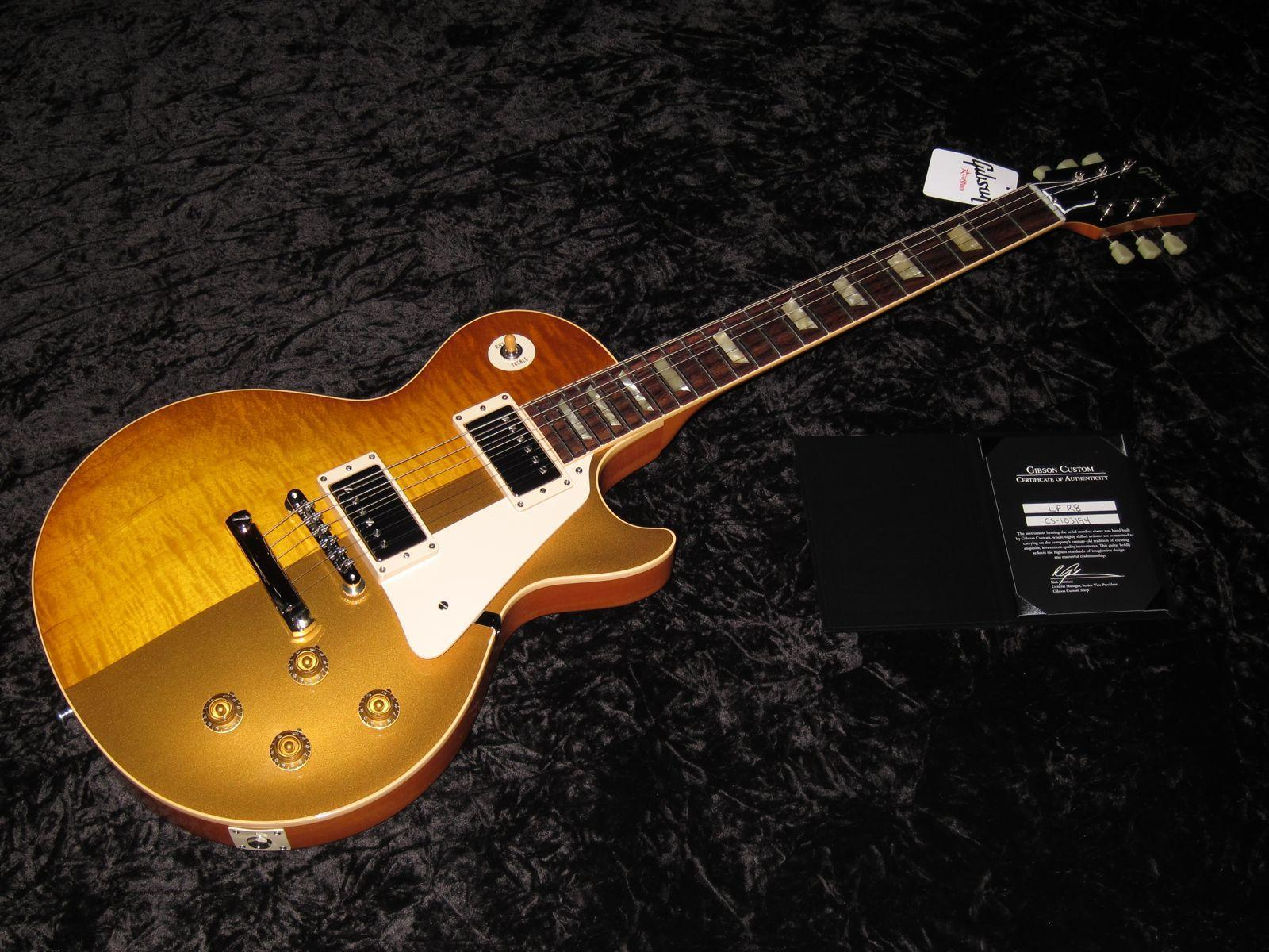 Guitar Les Paul Best Q...