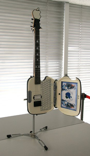 Luckily Apple Never Made Guitars