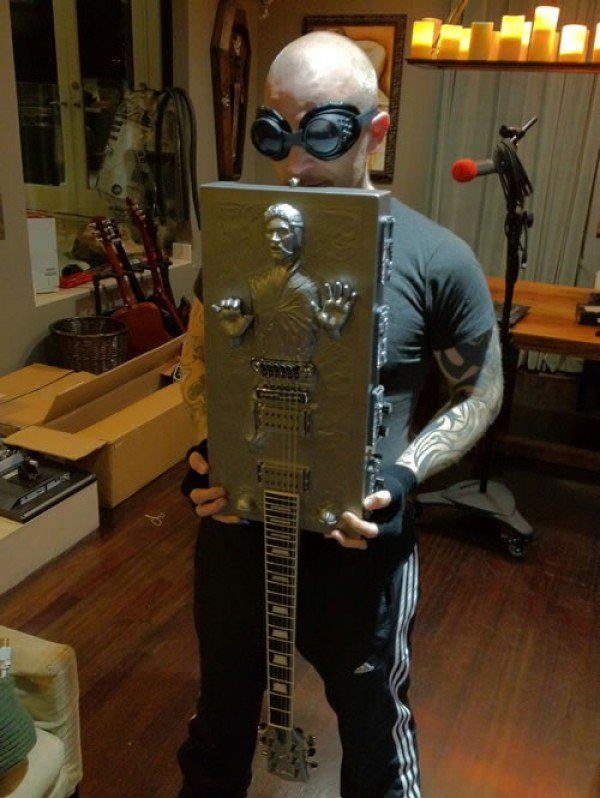 The Best Guitar (Han) Solo Ever !!