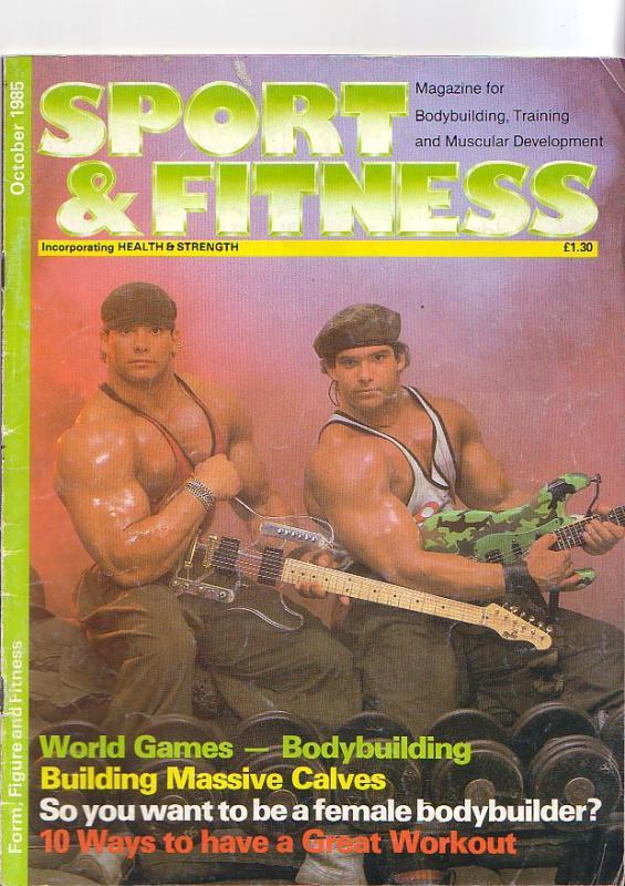 Sport, Fitness & Guitar