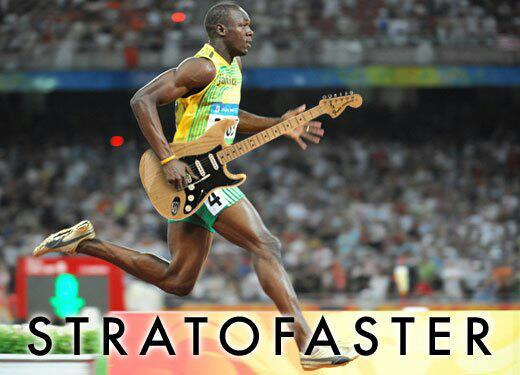 Stratofaster