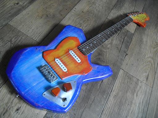 Shonky Graffiti One Guitar