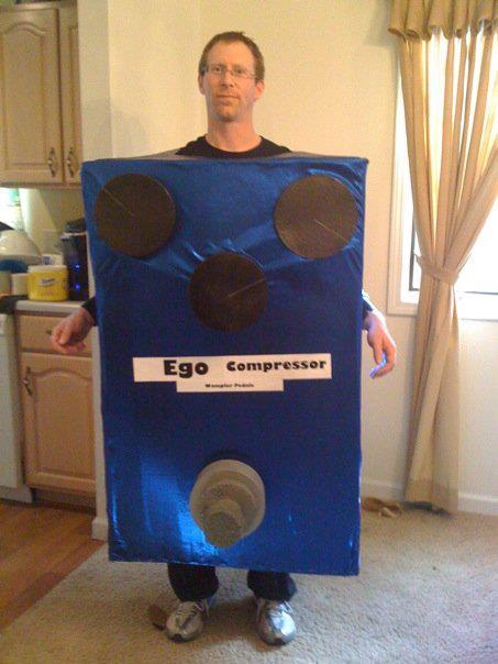 Ego-Compressor