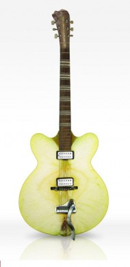 Apple Now Building Guitars