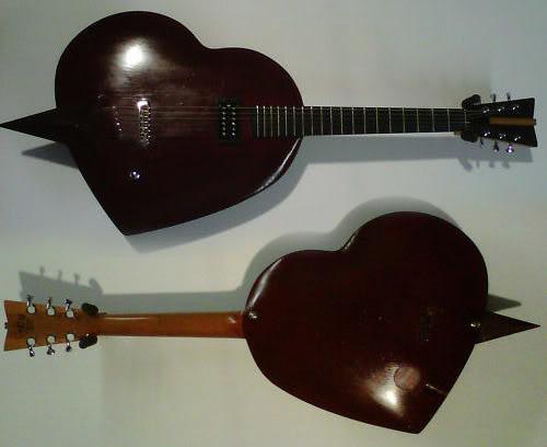 Heart-Shaped-Guitar