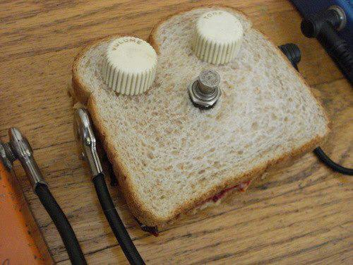 Pedal-Sandwich
