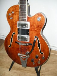 DIY Disaster : An Active Pickup on a Hollowbody Gretsch Guitar !