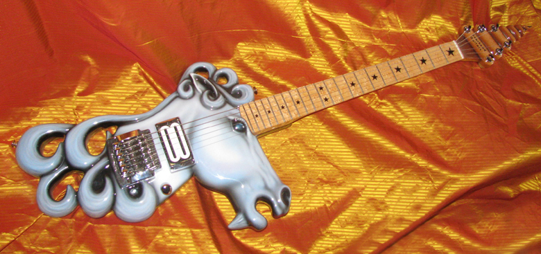 Unicorn-Guitar