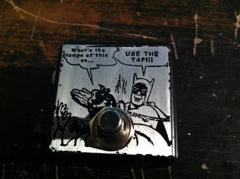 Batman-Robin-Pedal