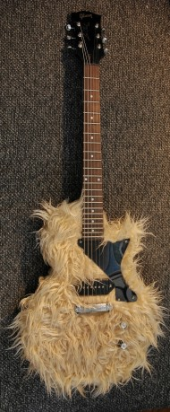 The Love Child of Chewbacca and a Guitar