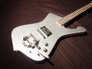 You Can't Turn an Ibanez Iceman into a Gretsch SilverJet