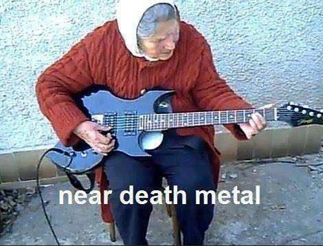 Near-Death-Metal
