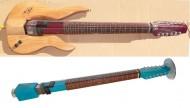 Roto-Neck Guitar