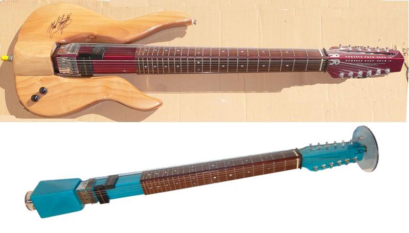 Roto-Neck-Guitar