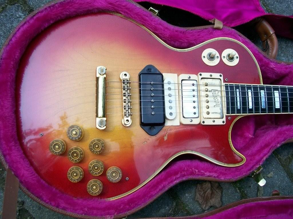Les-Paul-4-Pickups