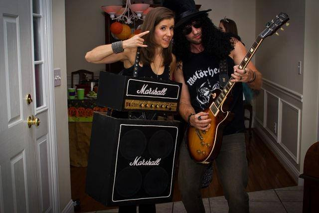 Slash-Cosplay
