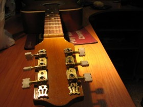 That Headstock Will Never do the Job !!