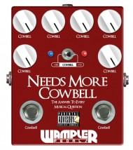 Need More Cowbell ?