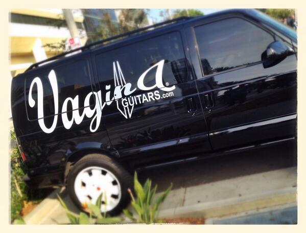 Vagina-Guitars