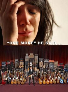 """""""One More"""" He Said !"""