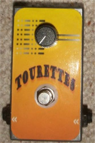 Tourettes-Pedal