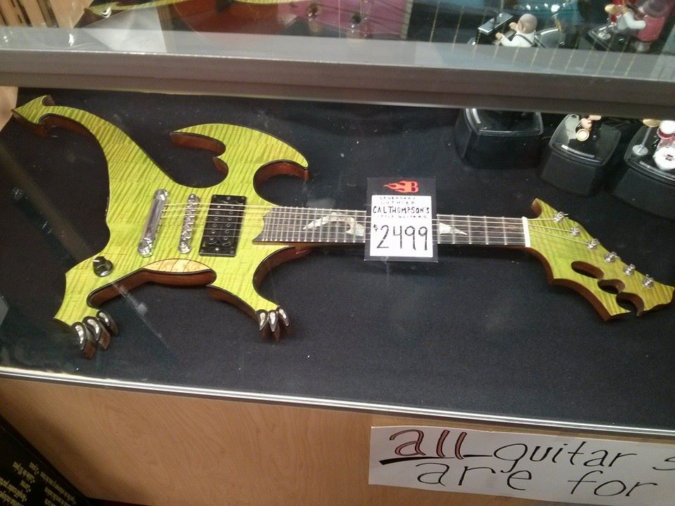 Dragon-Guitar