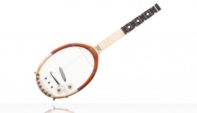 Tennis Racket Guitar