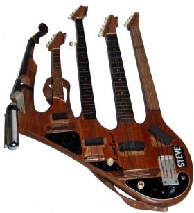 Is it a Bass, a Guitar, a Banjo, a Mandolin or a Violin ?