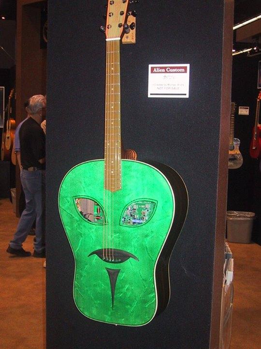 Alien-Guitar