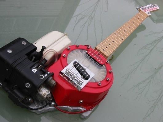 Honda-Guitar