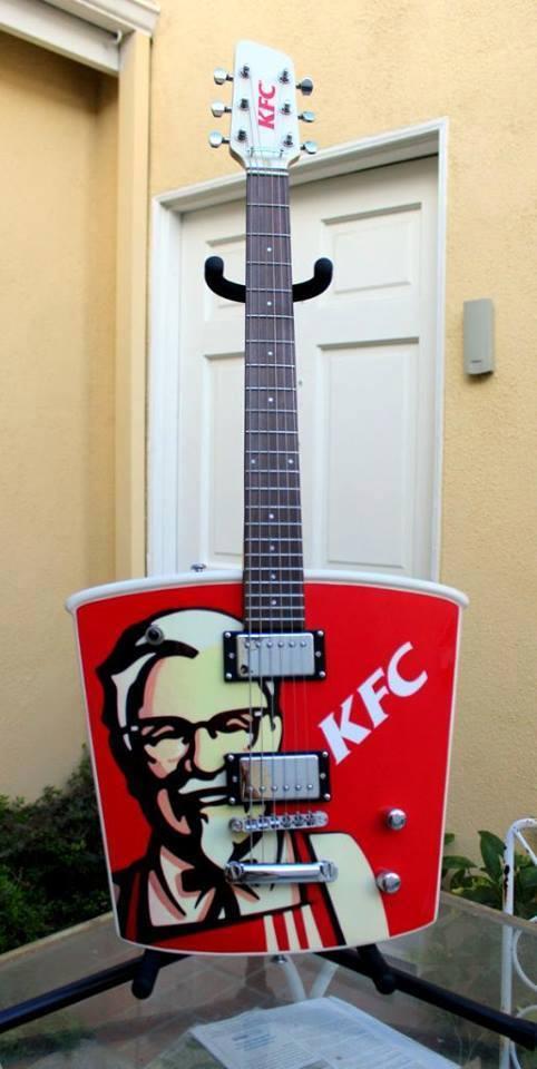 KFC-Guitar