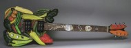 Sweet and Hot Peppers Guitar