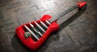 Alfa Romeo Guitar