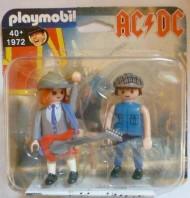 Playmobil AC/DC Fail