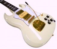 Frankensteinish SG Jazzmaster Guitar