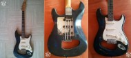 Experimental Stratocaster