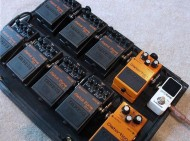 Pedalboard From Hell