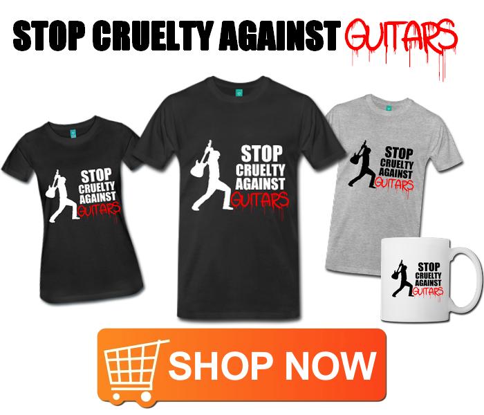 Stop-Cruelty-Against-Guitars-T-shirt-Guitar-Fail
