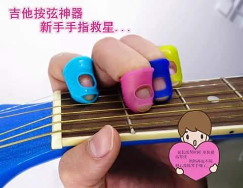 Fingertip-Protection