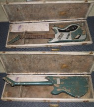 This is How a Naturally Relic'ed Guitar Looks Like !