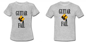 New Guitar Fail Tee-Shirts [Guitar Fail Shop News]