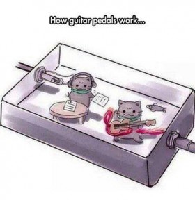 How Guitar Pedals Work