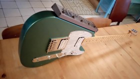 Once Upon a Time, a Telecaster Met a Flyrig…