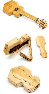 Transformer Guitar… Kinda !