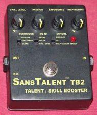 SansTalent TB2 – Talent / Skill Booster