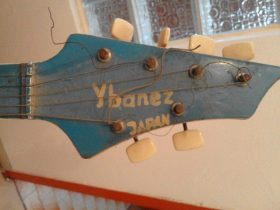 Ybanez Guitar