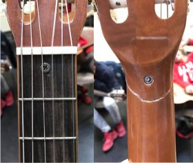 Broken Guitar Neck : Quick Fix !