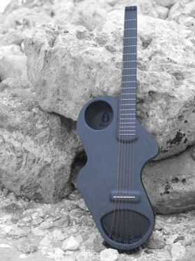 "The Alpaca ""Go-Anywhere Adventure"" Guitar"