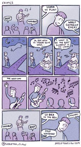 Guitar Critics