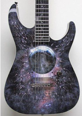 ESPerm Guitar